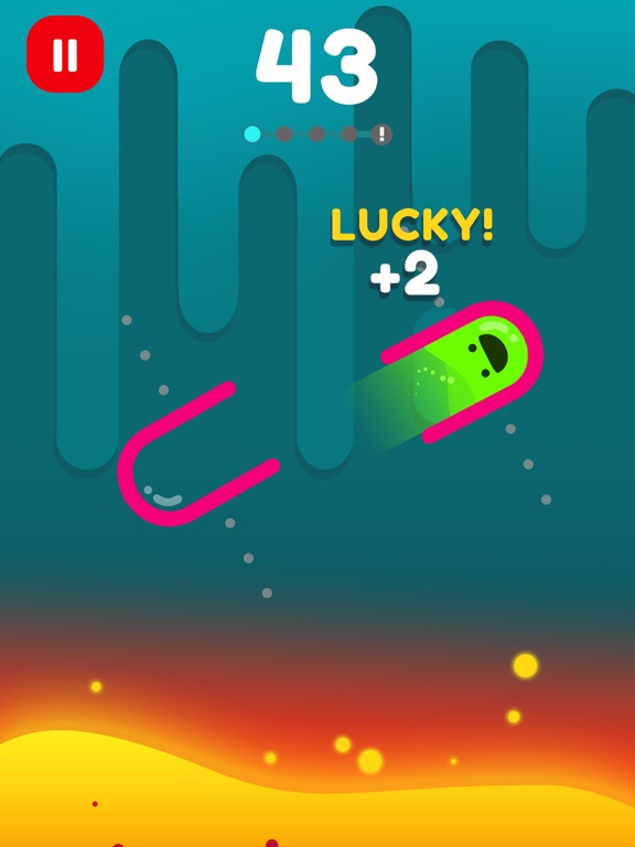 Super Slime World Adventure screenshot 9
