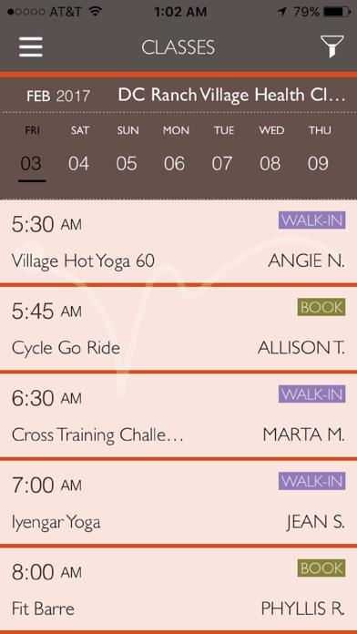 Village Clubs screenshot three
