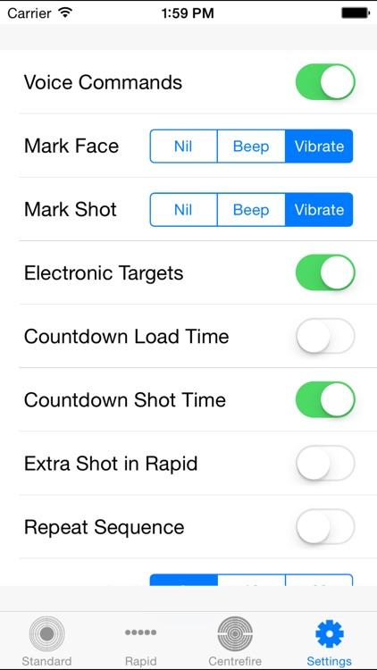 ISSF Shot Timer screenshot-4