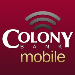 Colony Bank Mobile for iPad