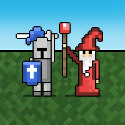Ícone do app 8bitWar: Origins