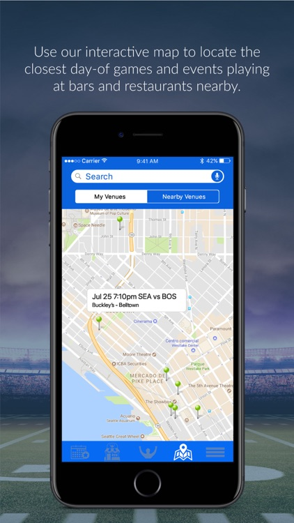 FanWide – Watch Parties, Meetups for Sports Fans screenshot-3
