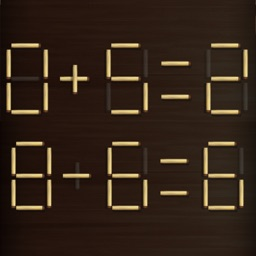 Math Stick Match Puzzle