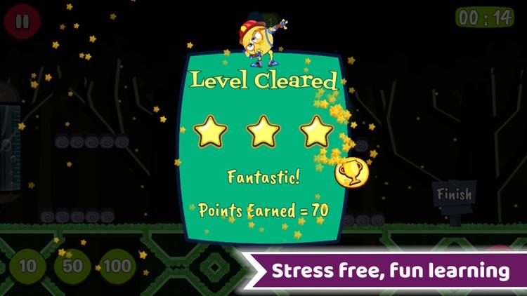 Math Rescue Kids Mental Games screenshot-3