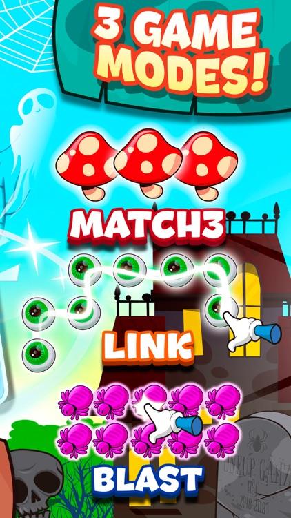 Apprentice Witch Match 3 screenshot-4