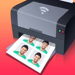 Passport Visa Photo Printer