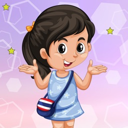 Girl Swag Animated Stickers