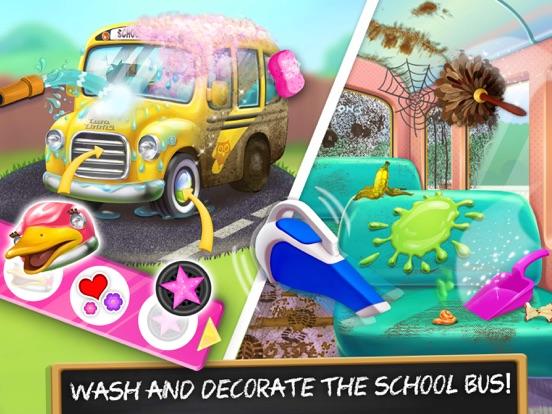 Sweet Baby Girl School Cleanup screenshot 9
