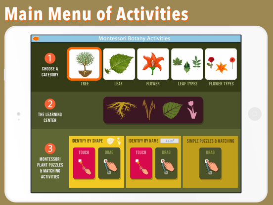 Learn Botany - Parts of Plants screenshot 18