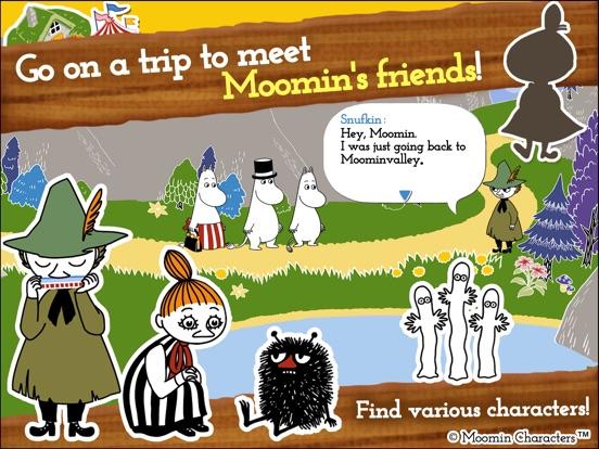 Скачать игру MOOMIN Welcome to Moominvalley