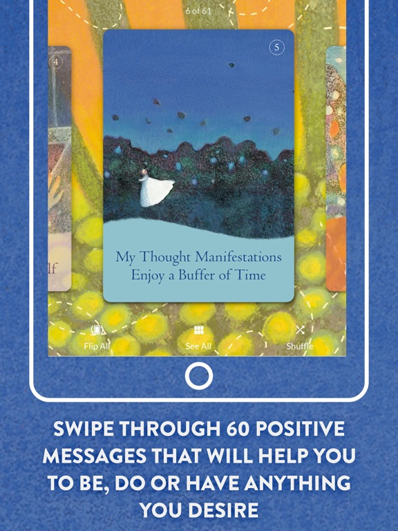 The Law of Attraction Cards screenshot 8