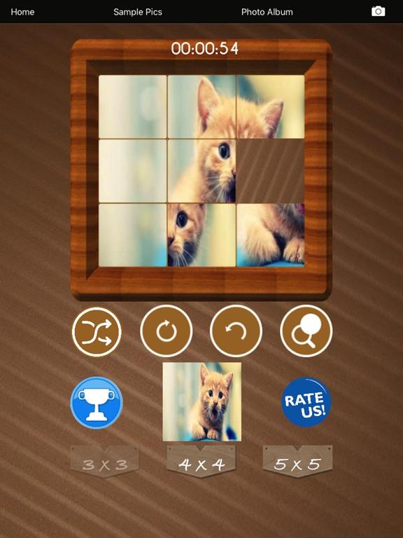 Sliding Puzzle : Tile Puzzles screenshot 6