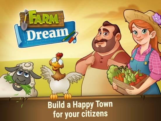 Farm Dream: Farming Sim Game-ipad-0