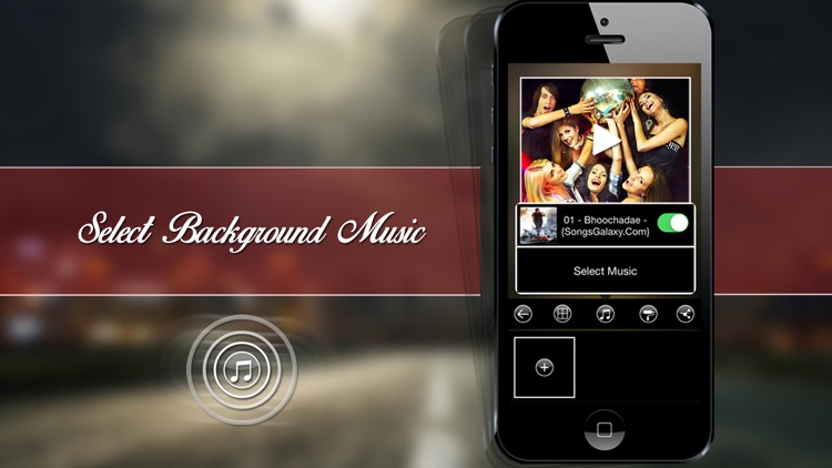 VideoSquare - Video Edit