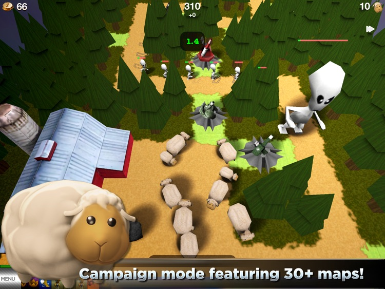 TowerMadness HD screenshot-4