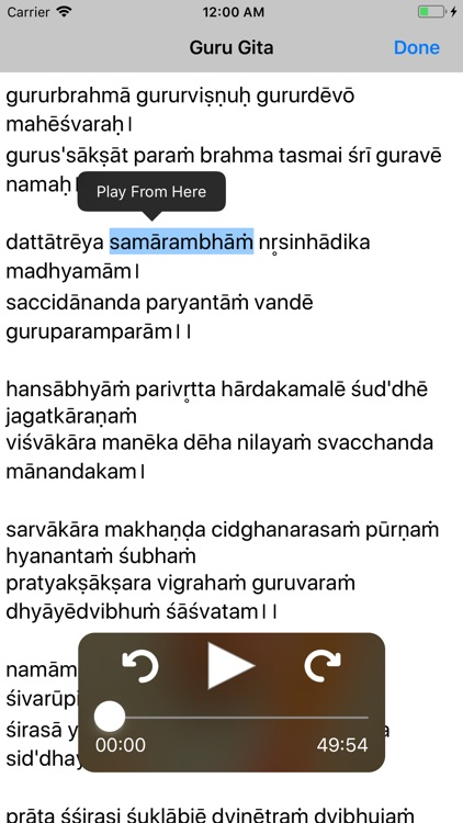 Guru Gita screenshot-3