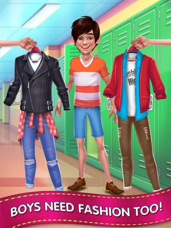 Fashion School Girl screenshot 9