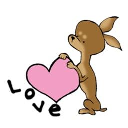 Miniature Pinscher Dog Emoji