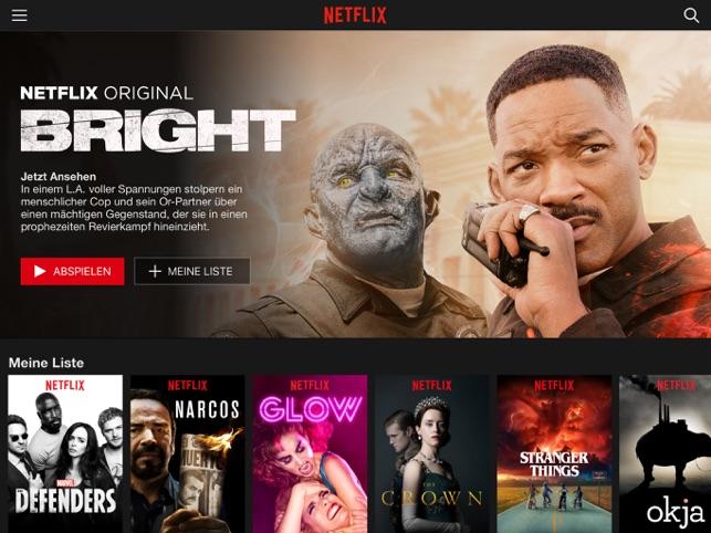 ist cool läuft auf Netflix