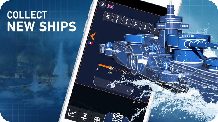 Fleet Battle: Sea Battle game screenshot-3