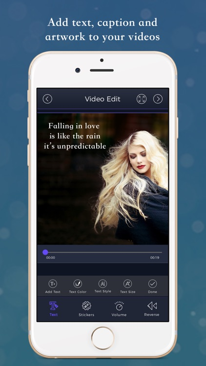 VistaVideo - Video Editor screenshot-5