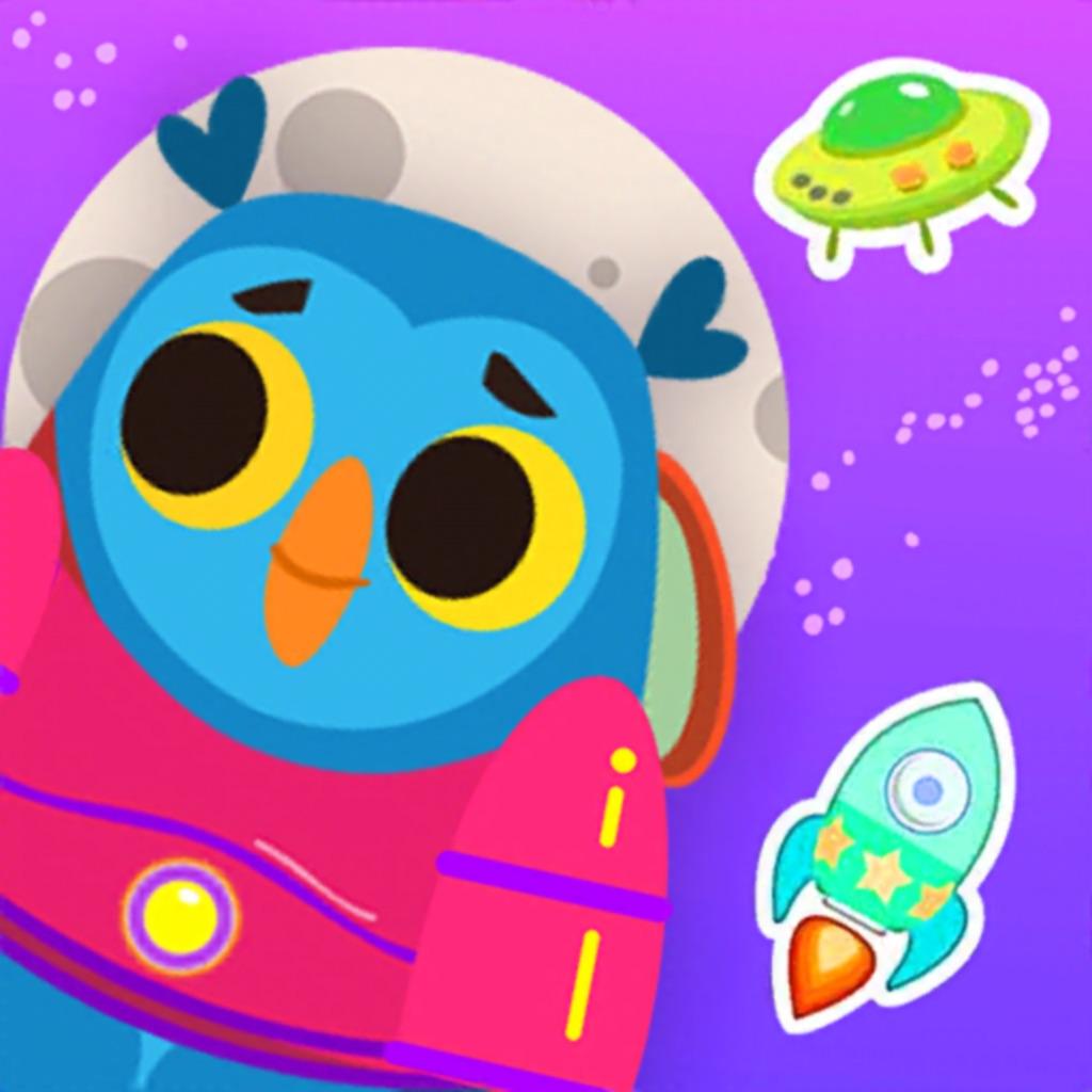 Astronauts And Aliens-KinToons hack