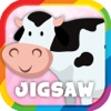Farm Animal -Zoo Jigsaw Puzzle