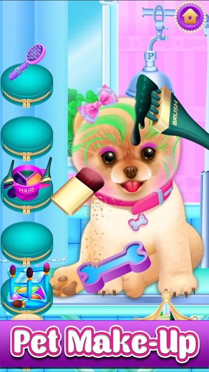 My Pet Salon Makeover screenshot-5