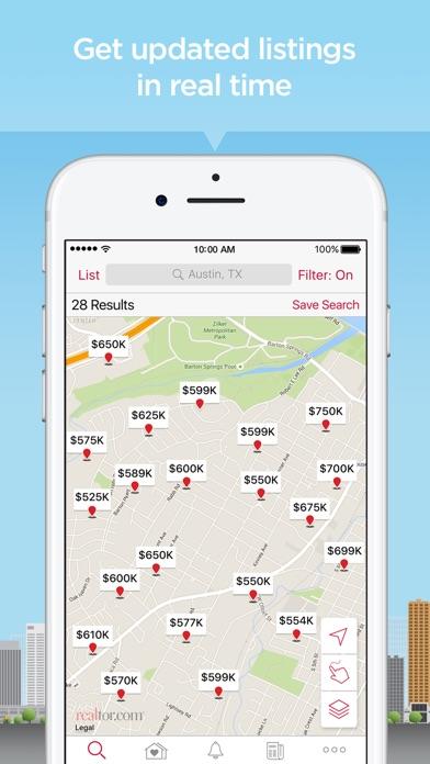 Realtor.com Real Estate, Homes Скриншоты8