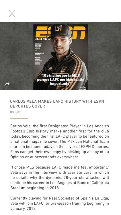 LAFC screenshot-4