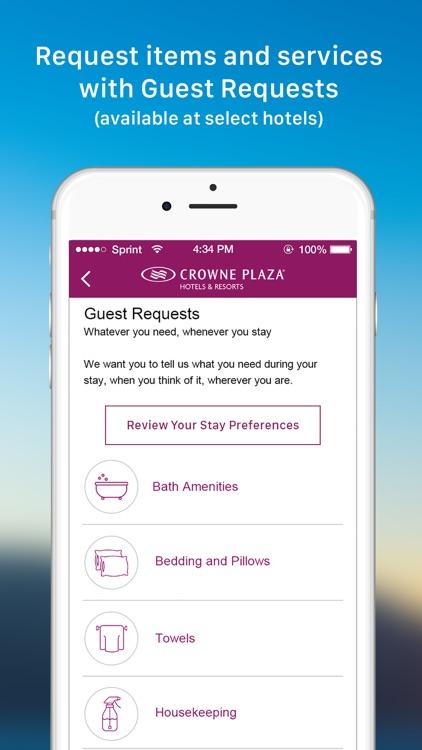 IHG® Hotel Deals & Rewards screenshot-4