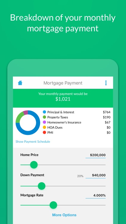 LendingTree Loan Calculator screenshot-3