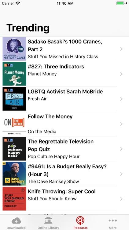 Audio Books #1 screenshot-3