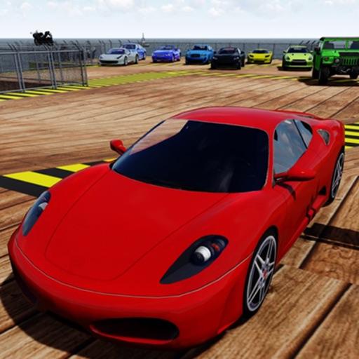 Xtreme City: Car Race Stunts iOS App