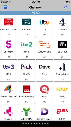TV Guide Plus Listing Freeview on the App Store