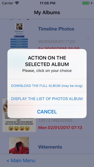download Vos Albums, Photos et Videos apps 2