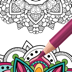 8.Recolor Therapy Adult Coloring