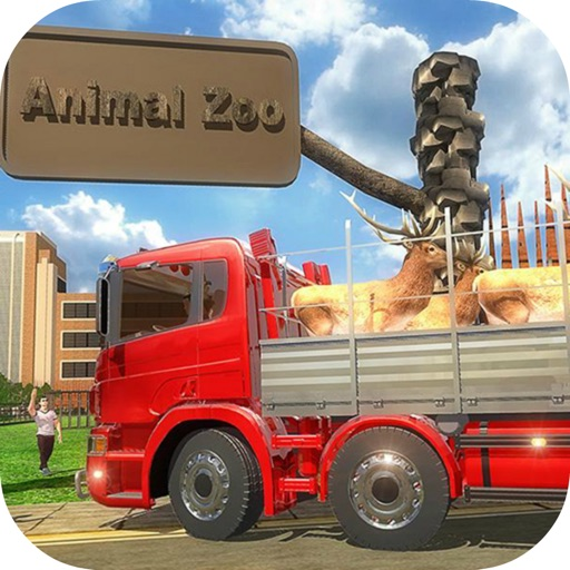 Wild Animal Transport Truck