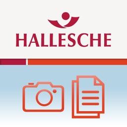 HALLESCHE RechnungsApp