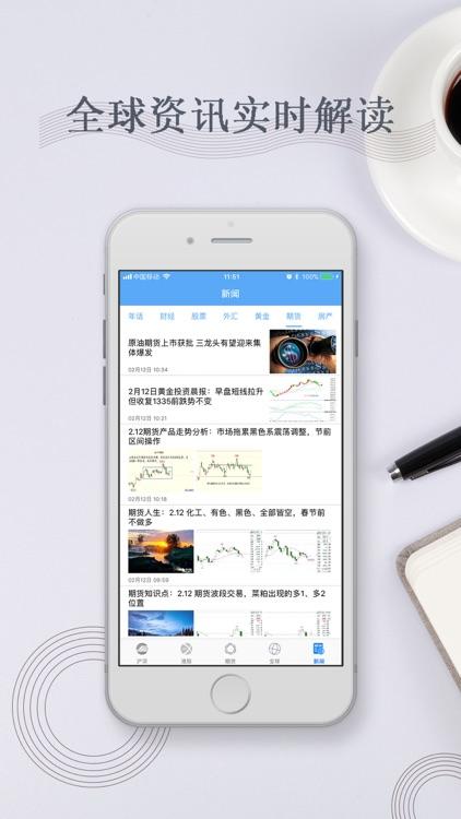 七旺原油期货-内盘期货行情资讯中心 screenshot-3