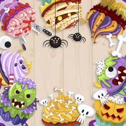 Scary Halloween Cupcakes - The Terror Collection