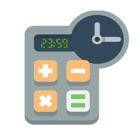 Calculatrice heures et minutes icon