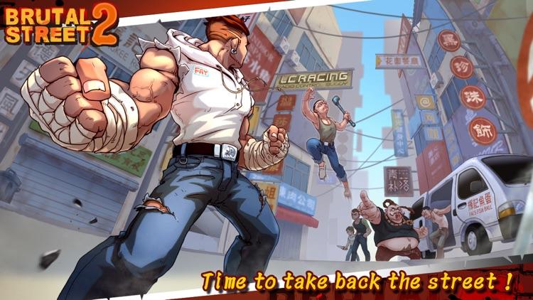Brutal Street 2 screenshot-0