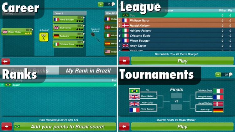 Badminton 3D Champion