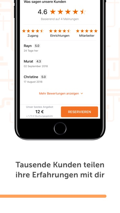 Screenshot for Parclick in Austria App Store