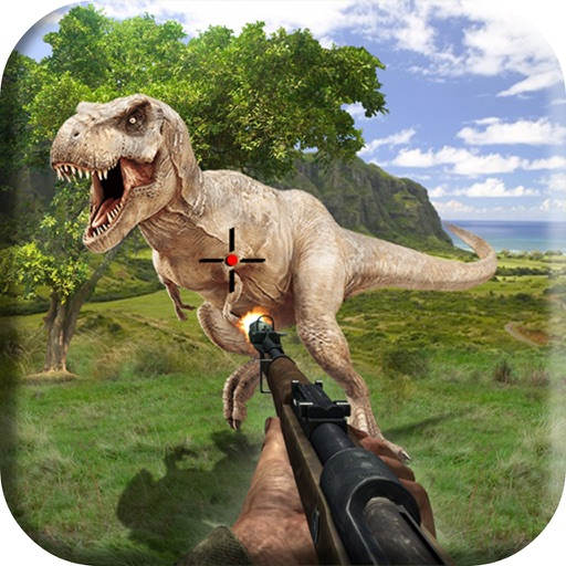 Shooting Dinosaur - Real Fores