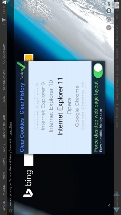 Perfect® Browser (Legacy) screenshot-4