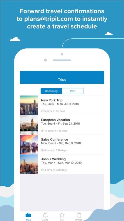 TripIt: Travel Organizer