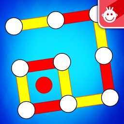 Dots & Boxes Squares Game