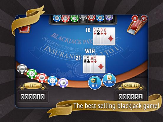 Blackjack 21: Casino Card Game | App Price Drops